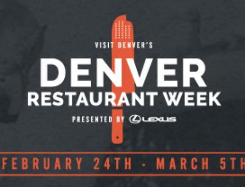 Denver Restaurant Week 2018