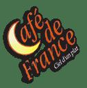 Cafe de France Logo